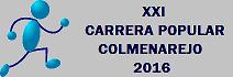XXI Carrera Popular Colmenarejo