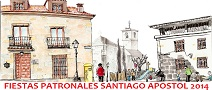 Fiestas Santiago Apostol 2014