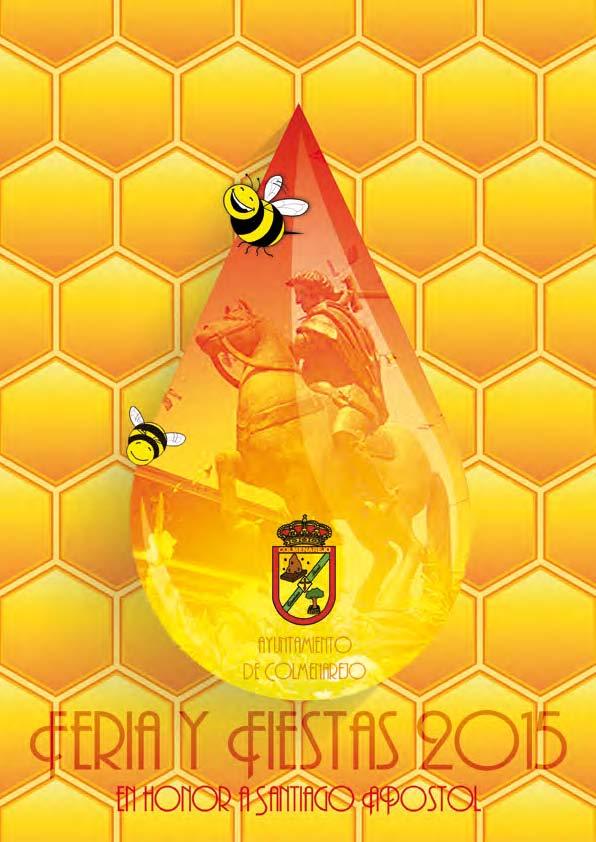 Programa de Fiestas Colmenarejo 2015 1