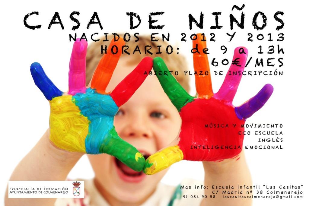 cartel casa de niños 1024