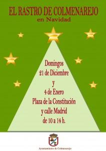 Rastro Navidad 20142015