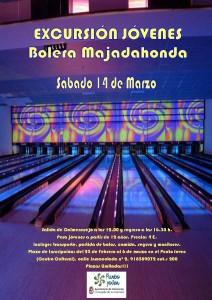 CARTEL BOLERA 14 DE MARZO