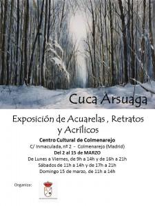 Cartel ColmenarejoMAR2015