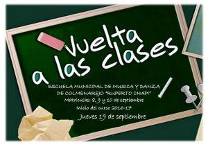 COMIENZO DE CLASES