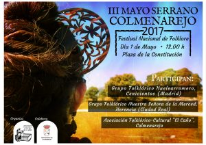 III Mayo Serrano @ Plaza de la Constitución | Colmenarejo | Comunidad de Madrid | España