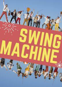 Swing Machine Orchestra, anuncio del Festival de Jazz @ Plaza  | Colmenarejo | Comunidad de Madrid | España