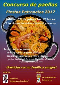 F. de Santiago Concurso de Paellas