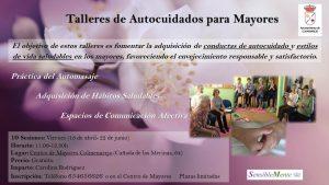 MAYORES: TALLER DE AUTOCUIDADOS @ CENTRO DE MAYORES DE COLMENAREJO