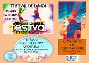 FESTIVAL FIN DE CURSO DE DANZA EMMD @ CENTRO CULTURAL DE COLMENAREJO | Colmenarejo | Comunidad de Madrid | España