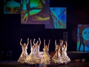 Danza española: ROMERO DE TORRES de Ibérica de Danza @ Teatro Municipal