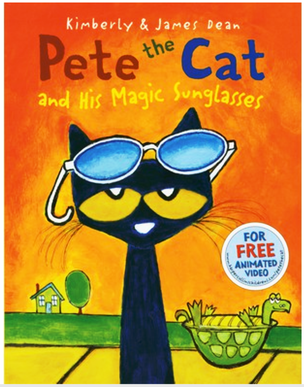 Story Time: PETE THE CAT @ Biblioteca Municipal