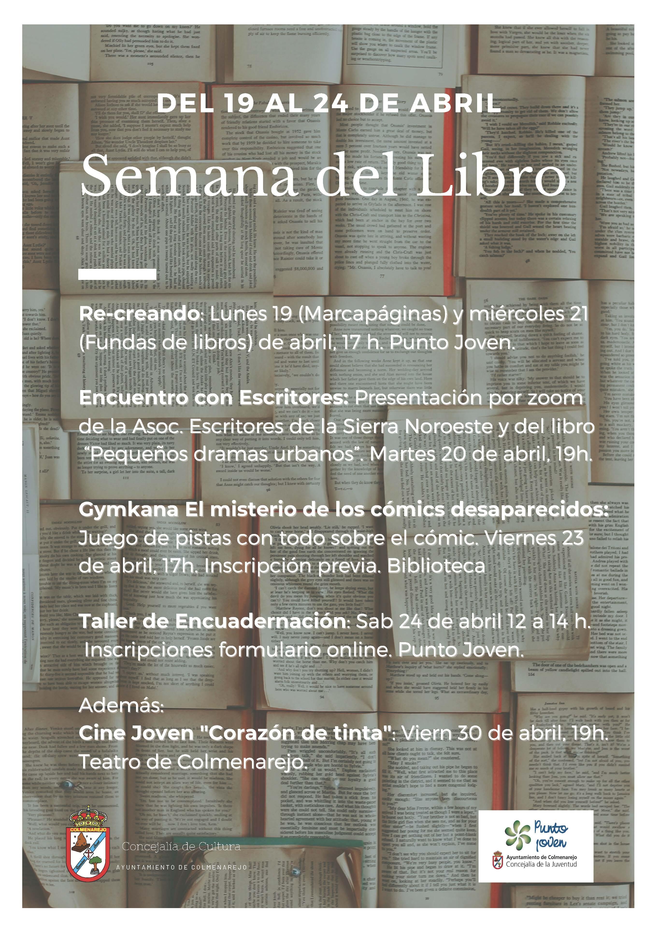SEMANA DEL LIBRO @ Centro Cultural