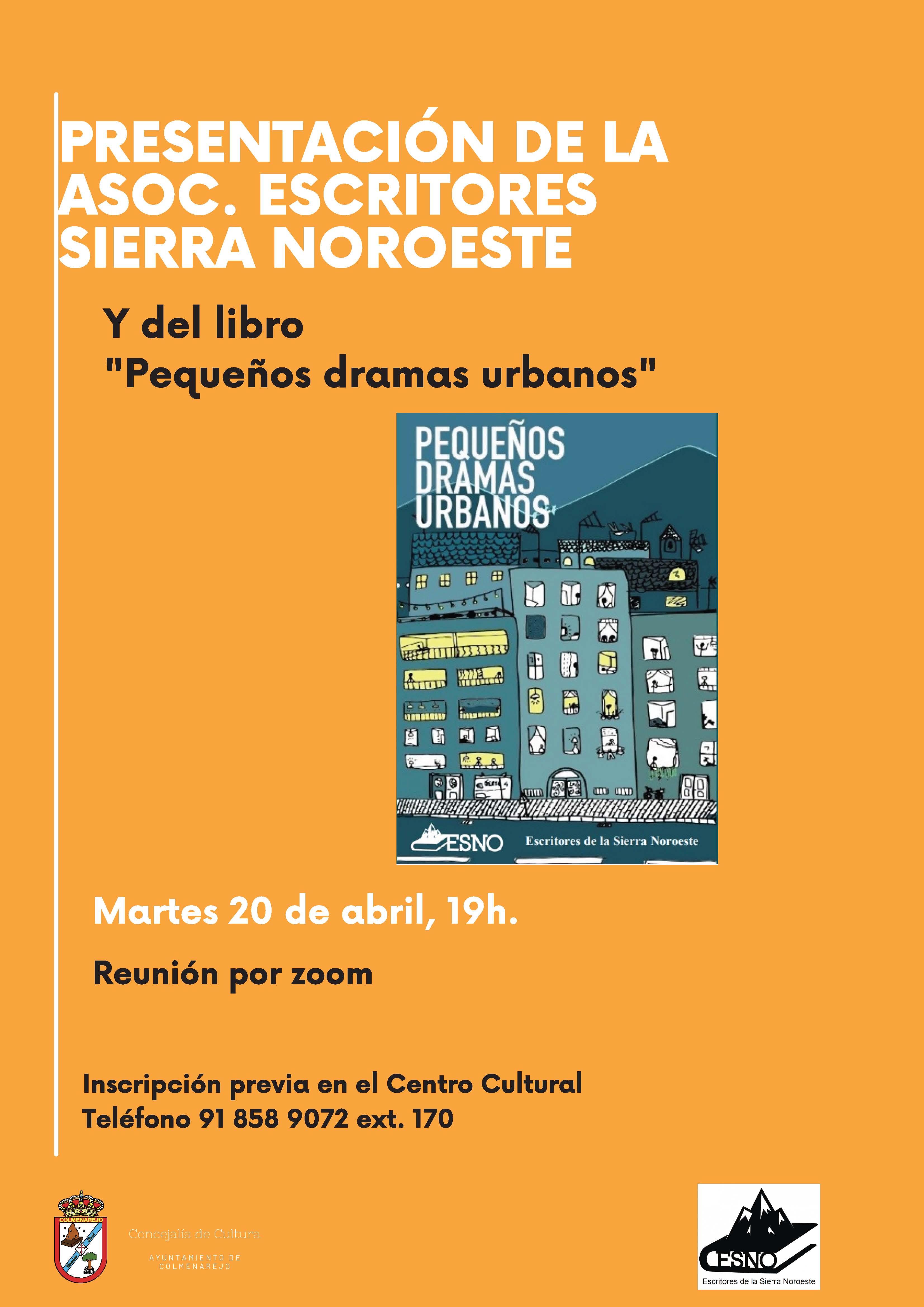 Presentación: ASOC ESCRITORES SIERRA