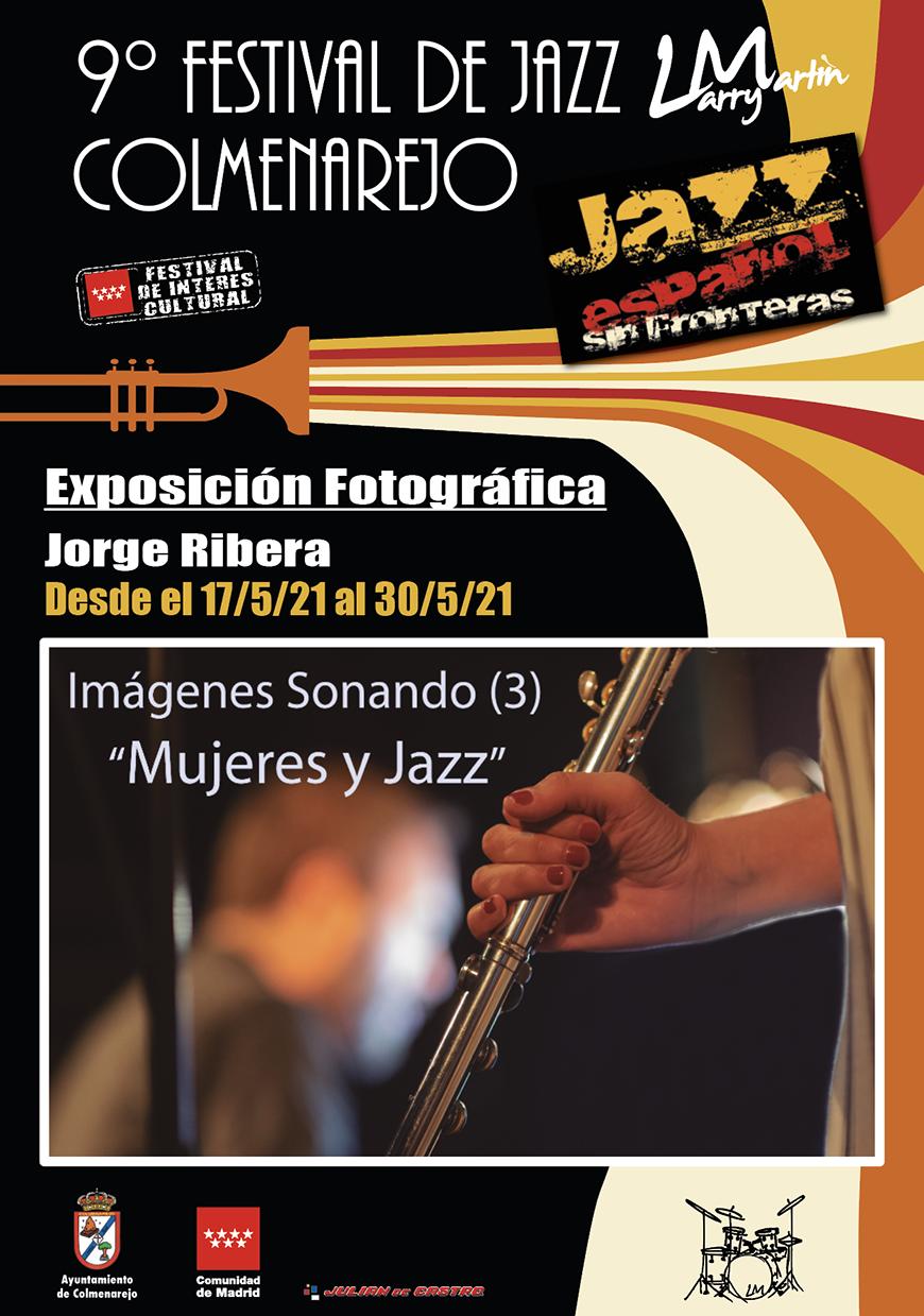 Exposición Festival de Jazz: MUJER Y JAZZ @ Centro Cultural