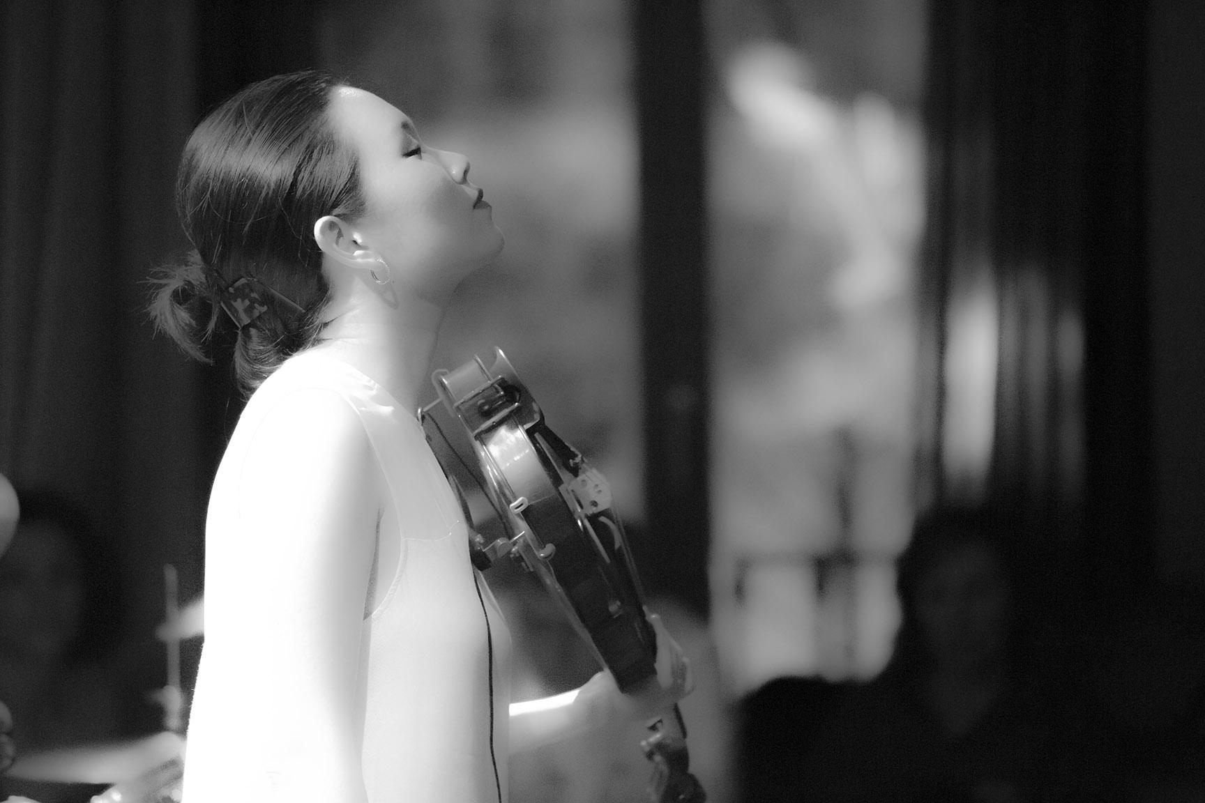 Festival de Jazz: MAUREEN CHOI @ Teatro de Colmenarejo