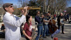 Festival de Jazz: GLORY'S FINGERS DIXIE BAND @ Plaza de la Constitución