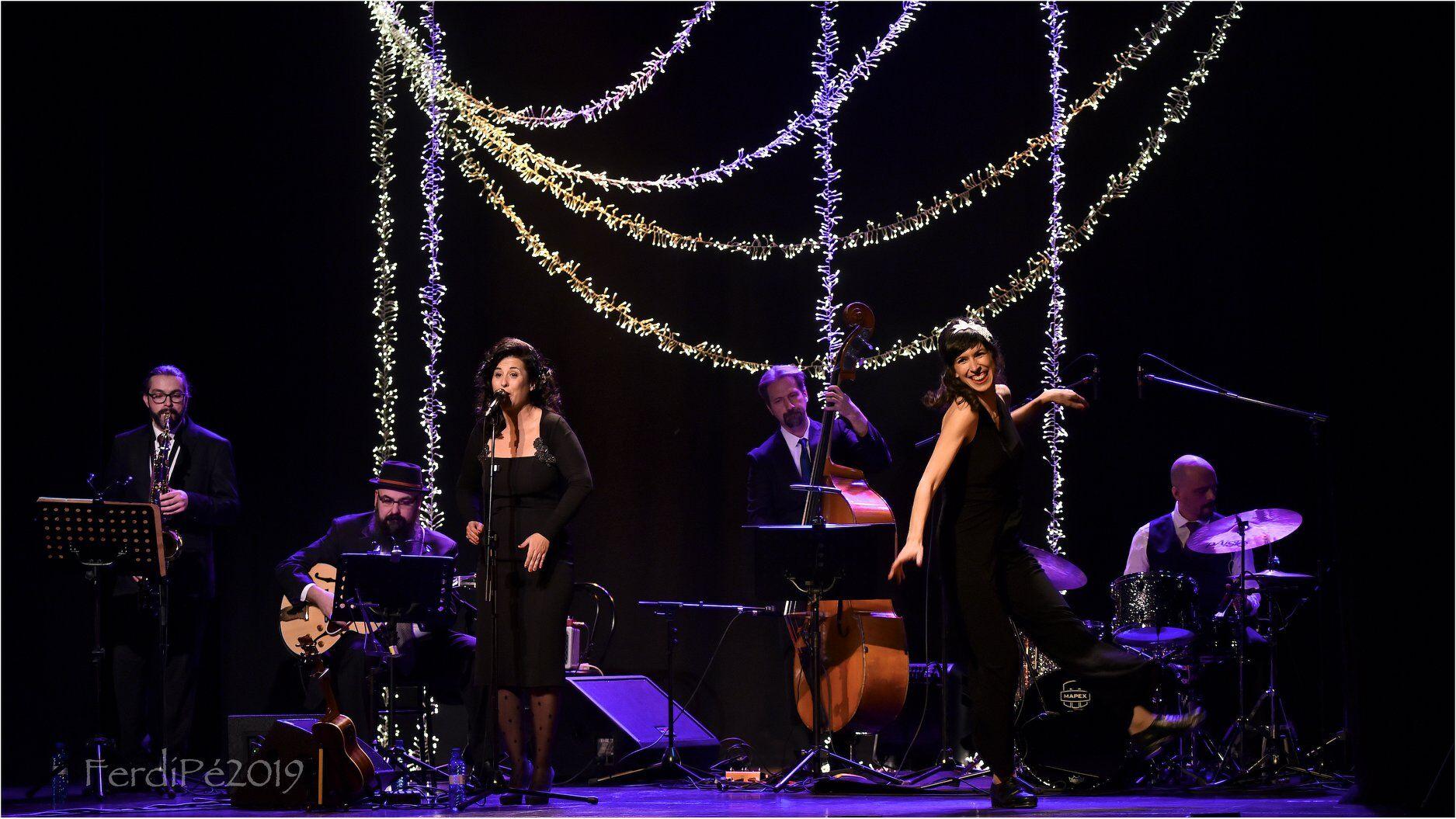 Festival de Jazz: ÍNDIGO JAZZ @ Teatro de Colmenarejo