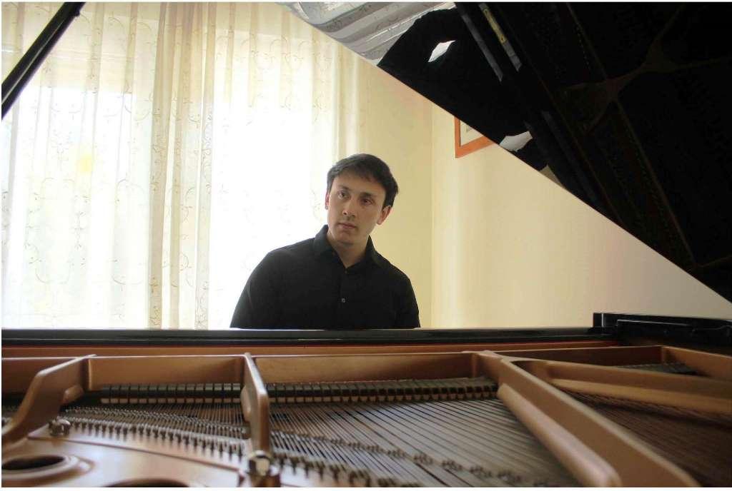 Música clásica: MIGUEL YOTA ESCRIBANO @ Teatro de Colmenarejo