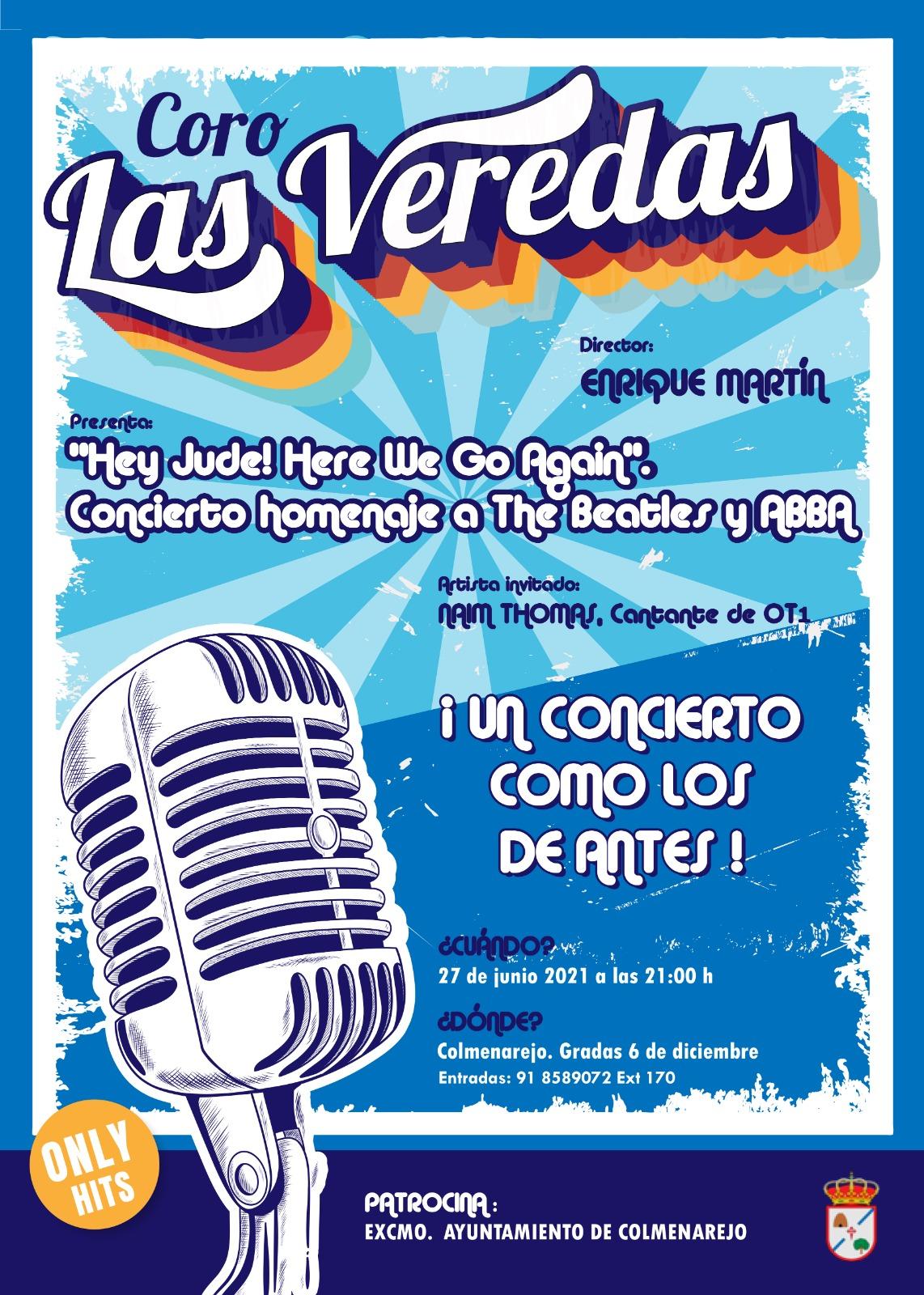 Concierto: CORO LAS VEREDAS @ Explanada Seis de Diciembre
