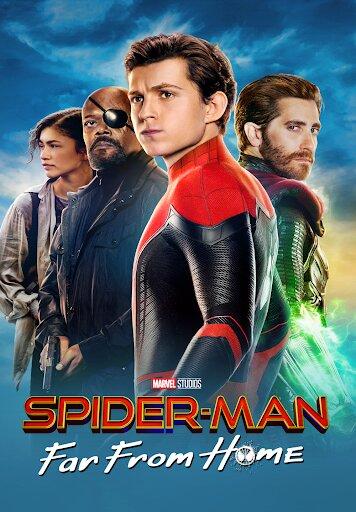 Cine de verano: SPIDER-MAN LEJOS DE CASA @ Explanada Seis de Diciembre